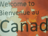 Hello-bonjour, Canada!